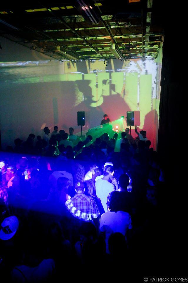 La Folie @ Studio Line, Rio de Janeiro